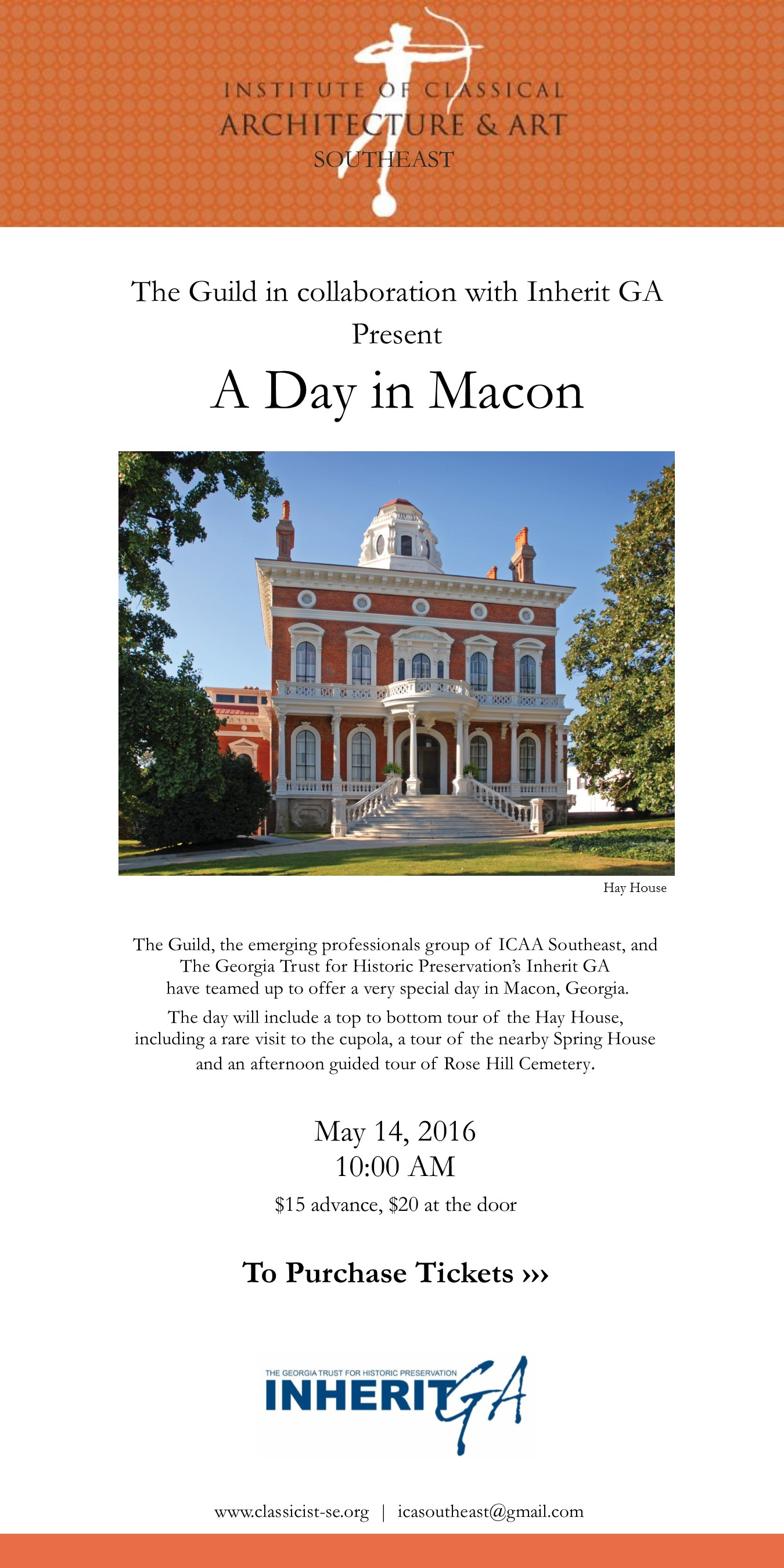 Macon Tour