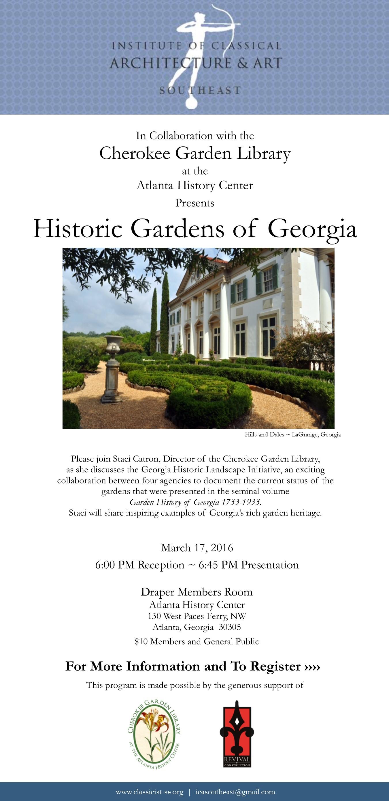 Cherokee Garden Library_3.17.2016