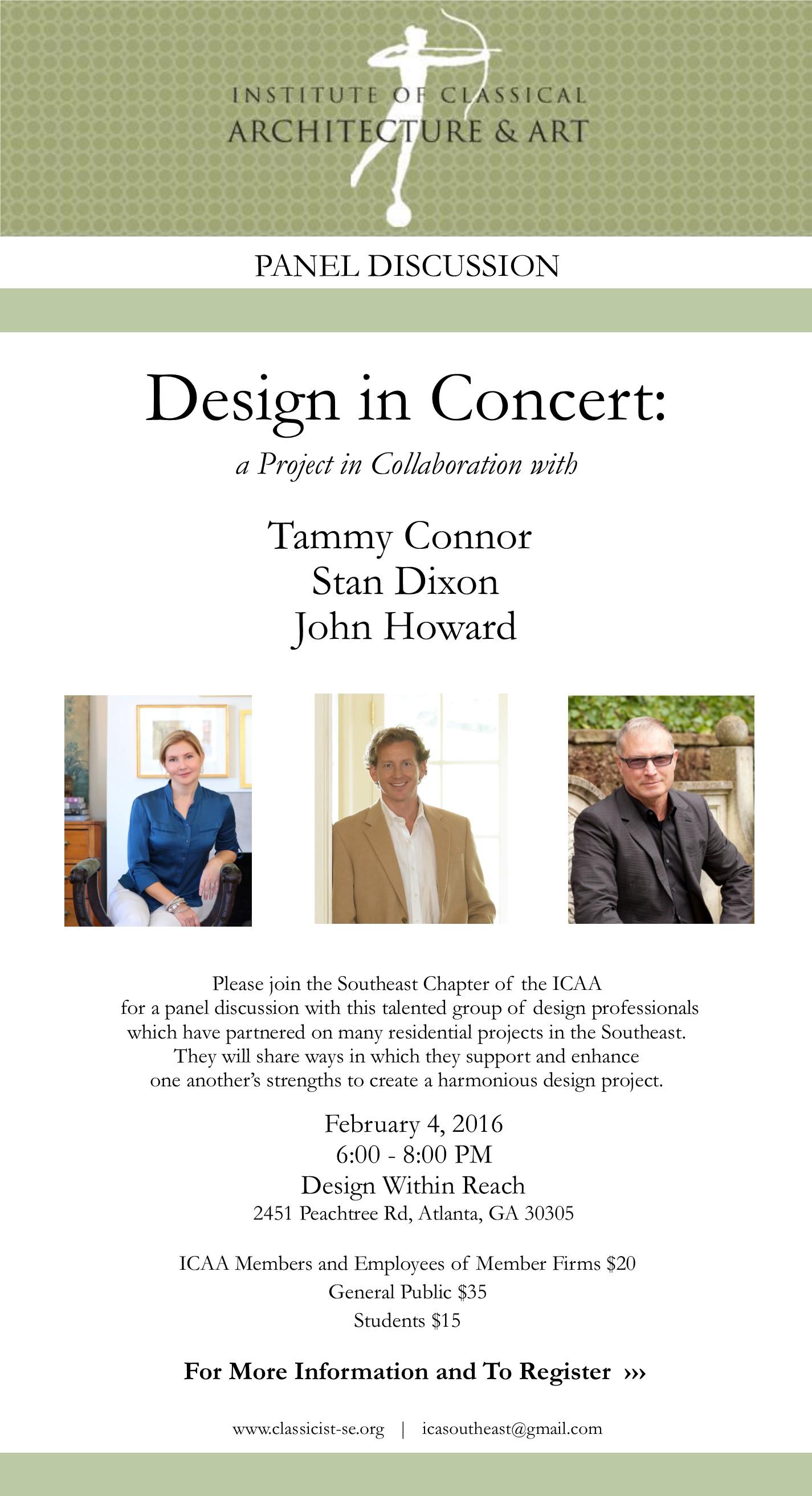 Connor Dixon Howard Event