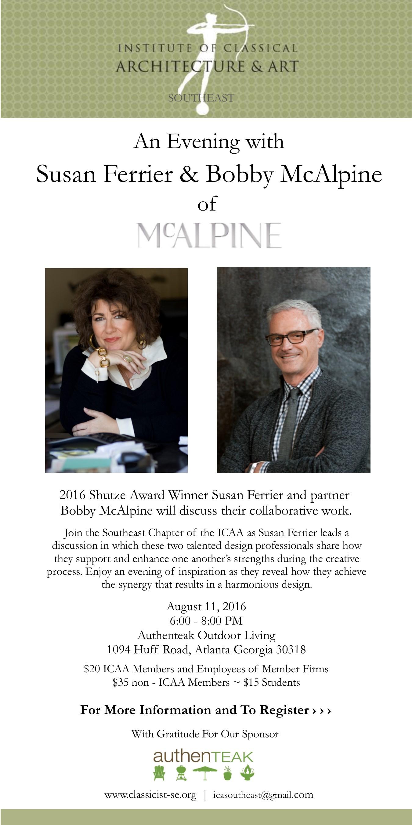Ferrier_McAlpine Event