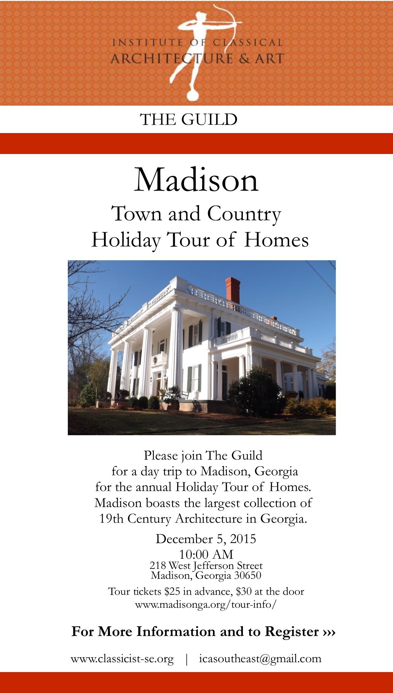 Madison Home Tour
