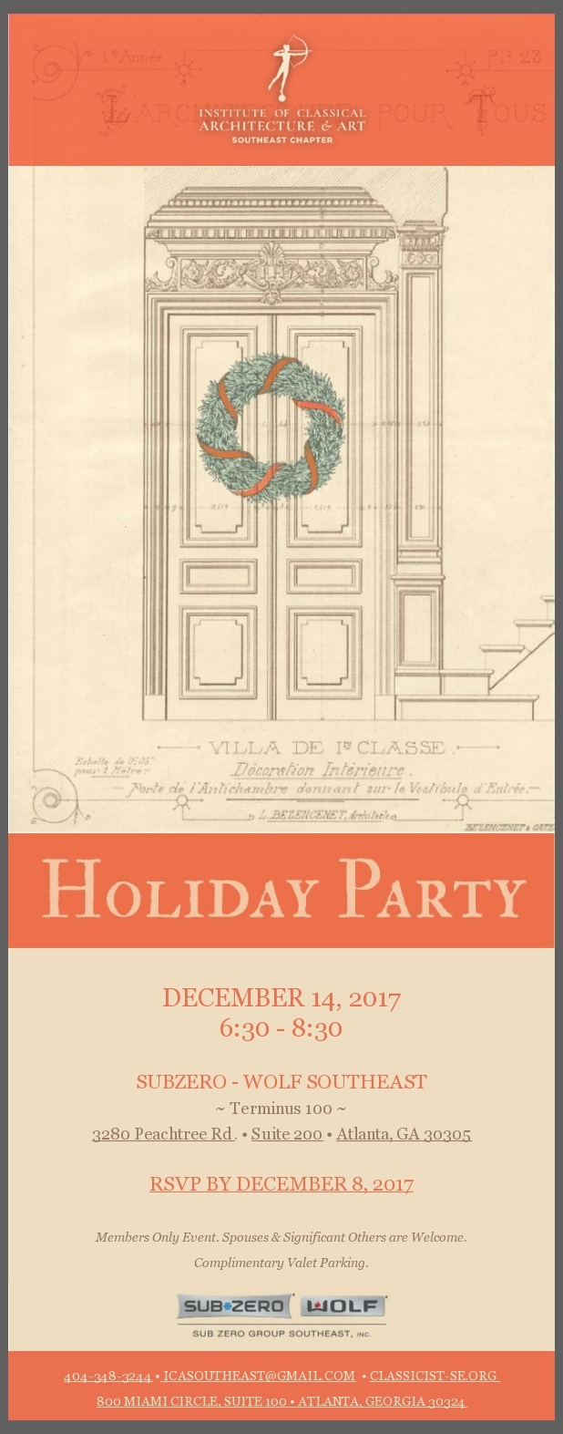 Southeast Holiday Party 1