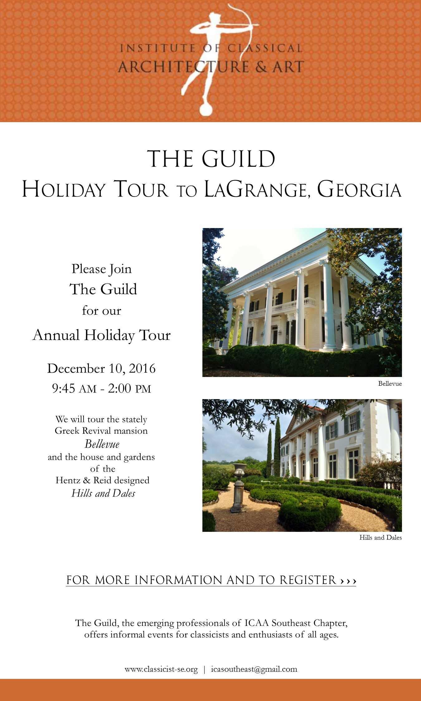 The Guild 2106 Holiday Tour