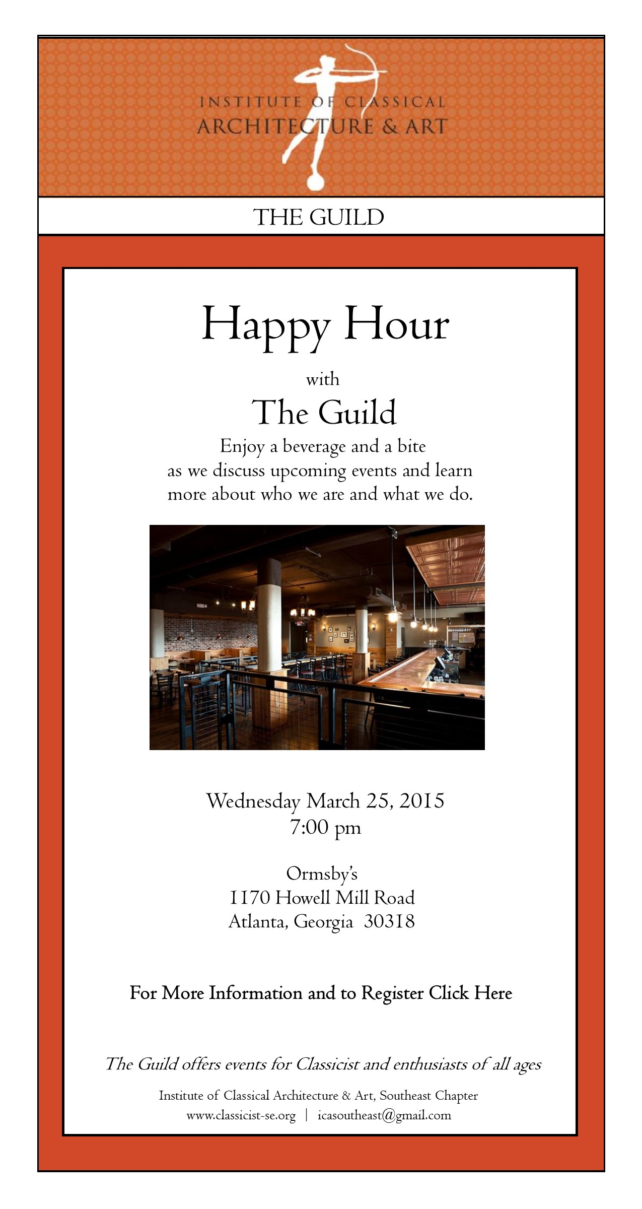 The Guild - Happy Hour
